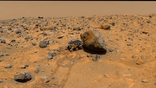 Mars Pathfinder (First Rover)