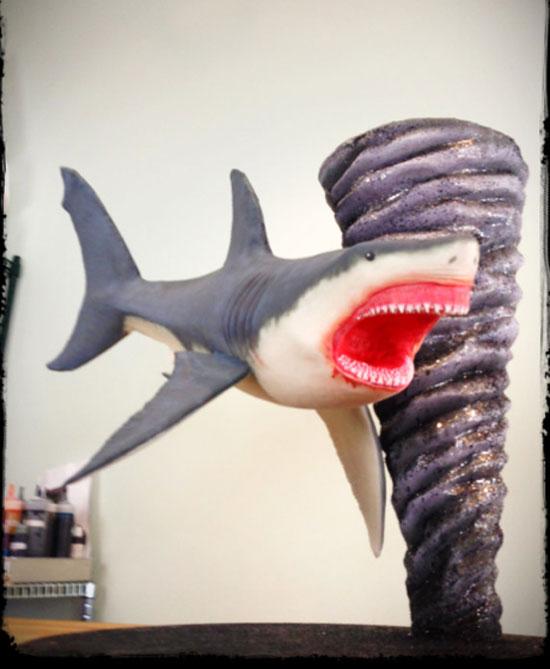 20 Killer shark Cakes
