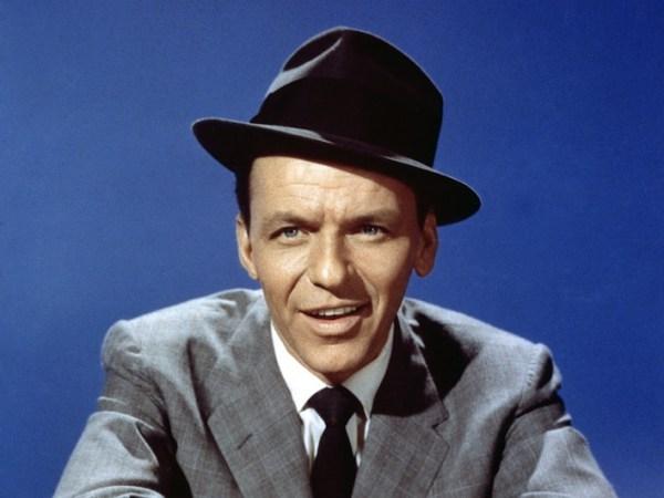 Frank Sinatra turned actor