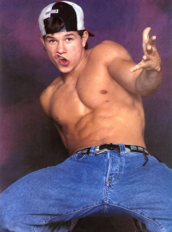 Mark Wahlberg aka Marky Mark Rapper turned Actor