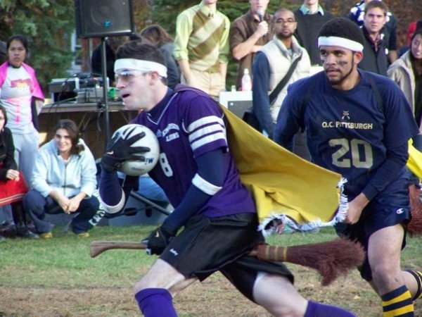 quidditch harry potter sport