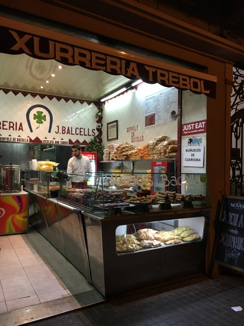 Xurreria Trebol - Barcelona
