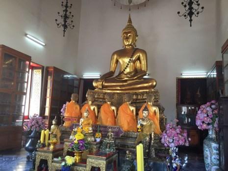 Wat Pho - Templo do Buda Reclinado