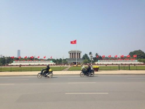 Mausoléu de Ho Chi Minh - Hanói