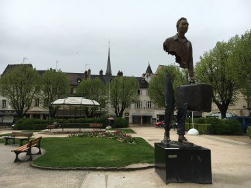 Place Carnot - Beaune