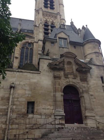 Église Saint-Étienne-du-Mont