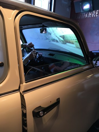 Museu DDR - Carro Trabi