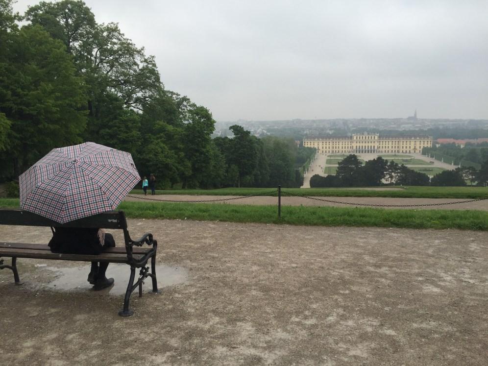 Jardins - Schonbrunn