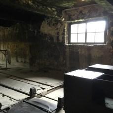 Auschwitz I - crematório