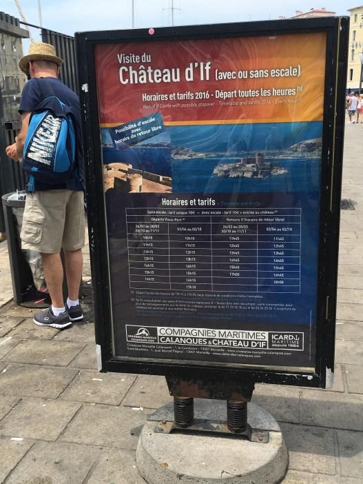 Empresa Coisières Marseille Calanques
