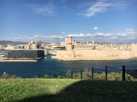 Vista do Jardim no entorno do Palácio