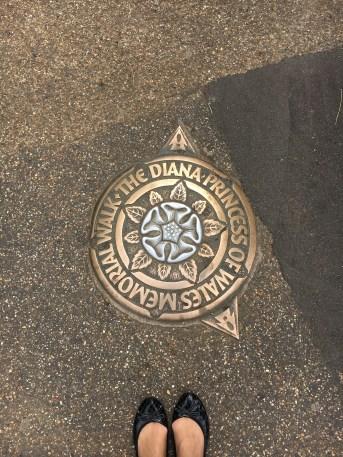 Princess Diana Memorial Fountain