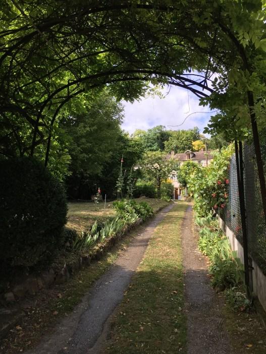 Jardim de Daubigny - Auvers-sur-Oise