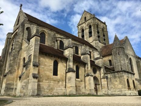 Igreja de Auvers-sur-Oise