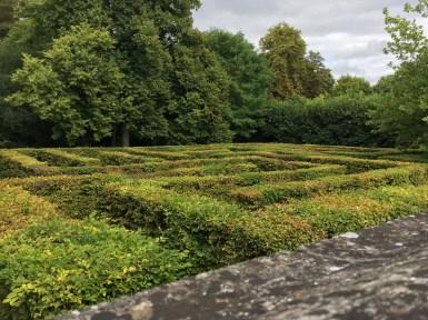 Jardins do Castelo de Auvers