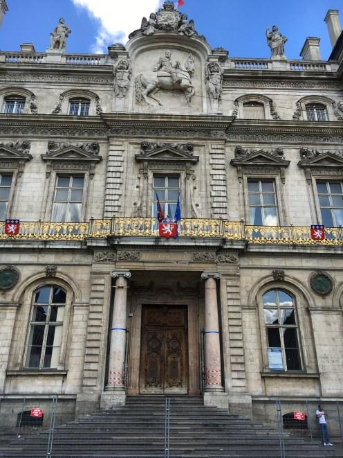 Hotel de Ville - Prefeitura de Lyon