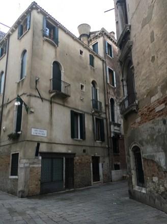 Ruelas de Veneza