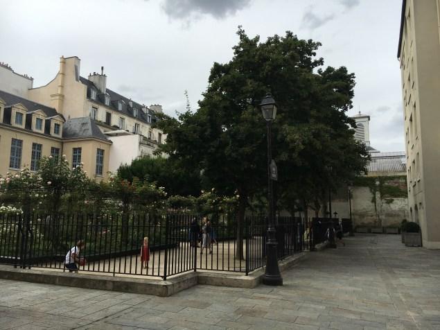 Jardim Saint-Gilles Grand Veneur