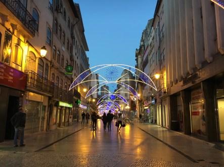 Rua Ferreira Borges - Coimbra