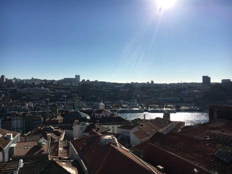Vista do Miradouro da Vitória
