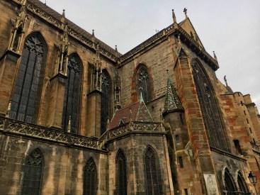 Igreja Saint Martin - Colmar
