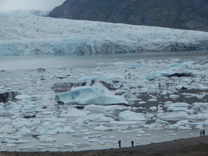 Lagoa de Icebergs Fjallsárlón