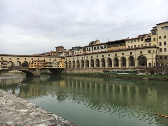 Florença - Rio Arno