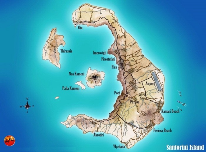 onde-ficar-santorini-mapa