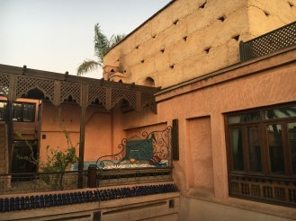 Riad Turquoise em Marrakech