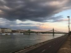Passeio às margens do rio Danúbio
