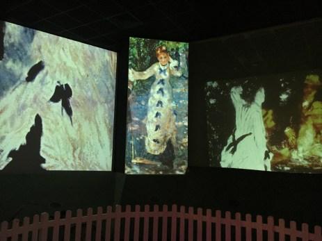 Sala Van Gogh - Castelo de Auvers