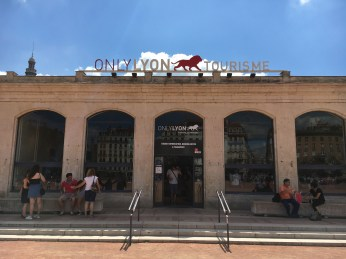 Office de Tourisme Lyon