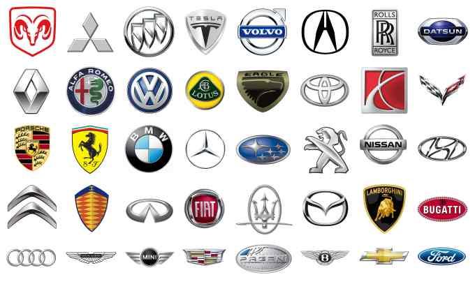European Car Manufacturers 4 Letters Letternew
