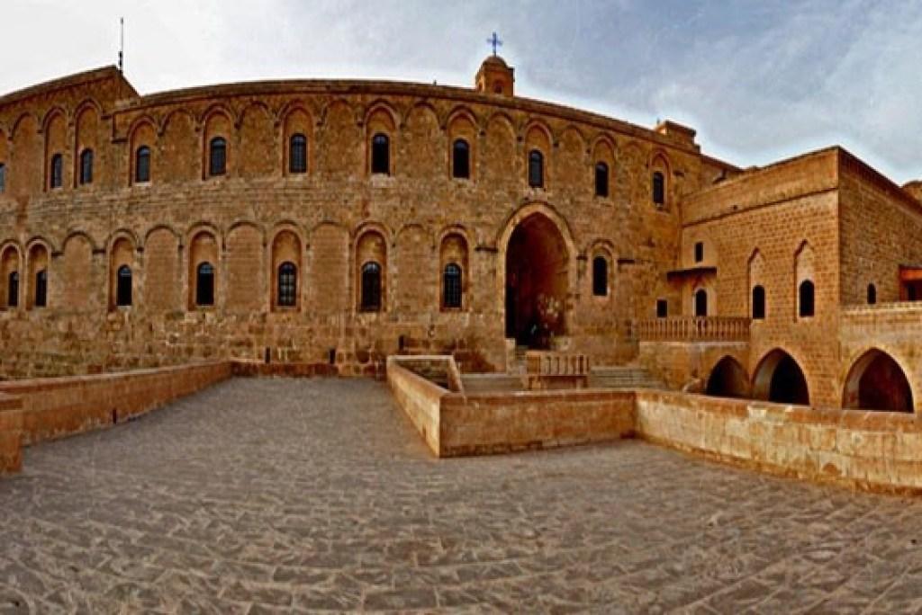 Deyrulzafaran Manastırı-Mardin