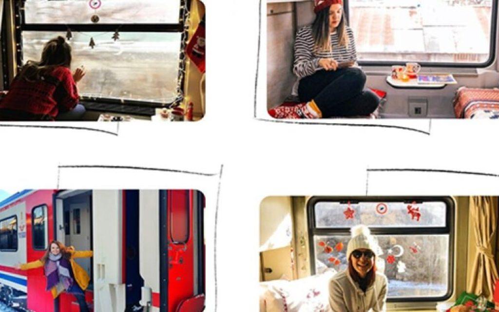 karsa tren yolculuğu
