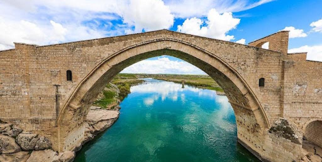 Malabadi Köprüsü-Diyarbakır