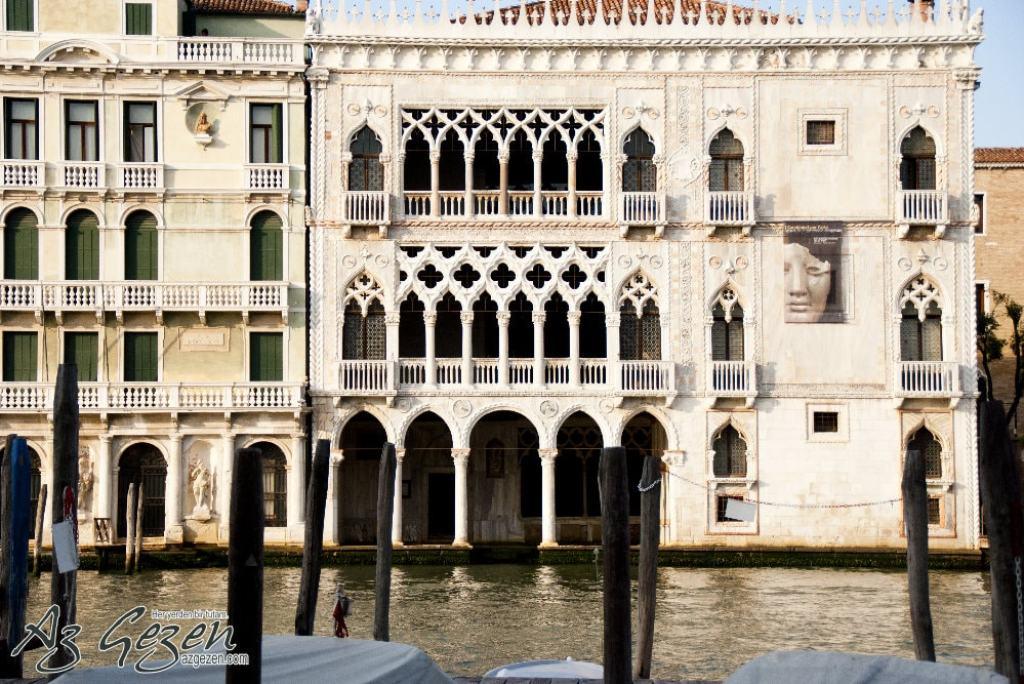 Venedik Gezilecek Yerler: Ca'd'oro (Altın Ev)