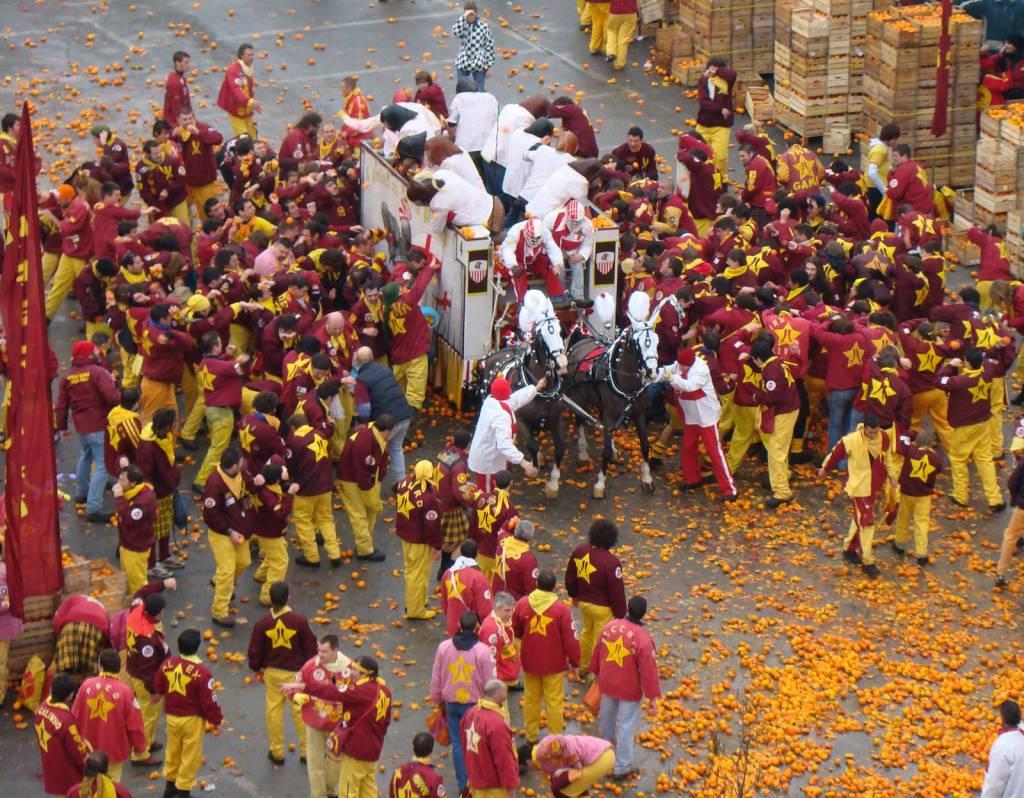Portakal Festivali (İtalya)