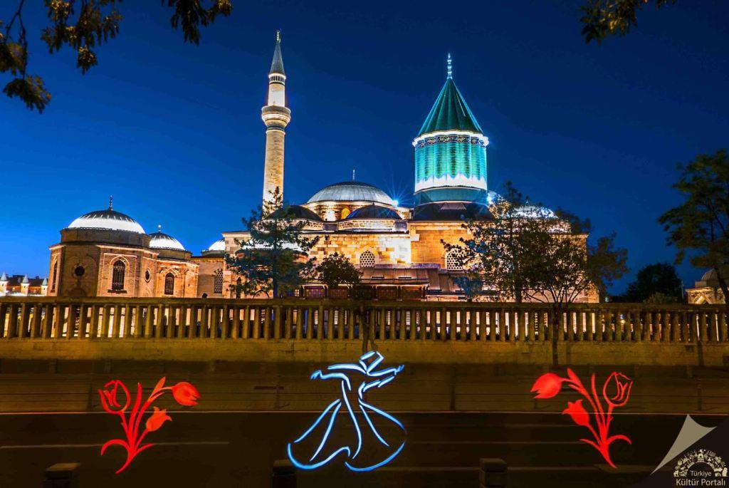 Konya-Mevlana Müzesi