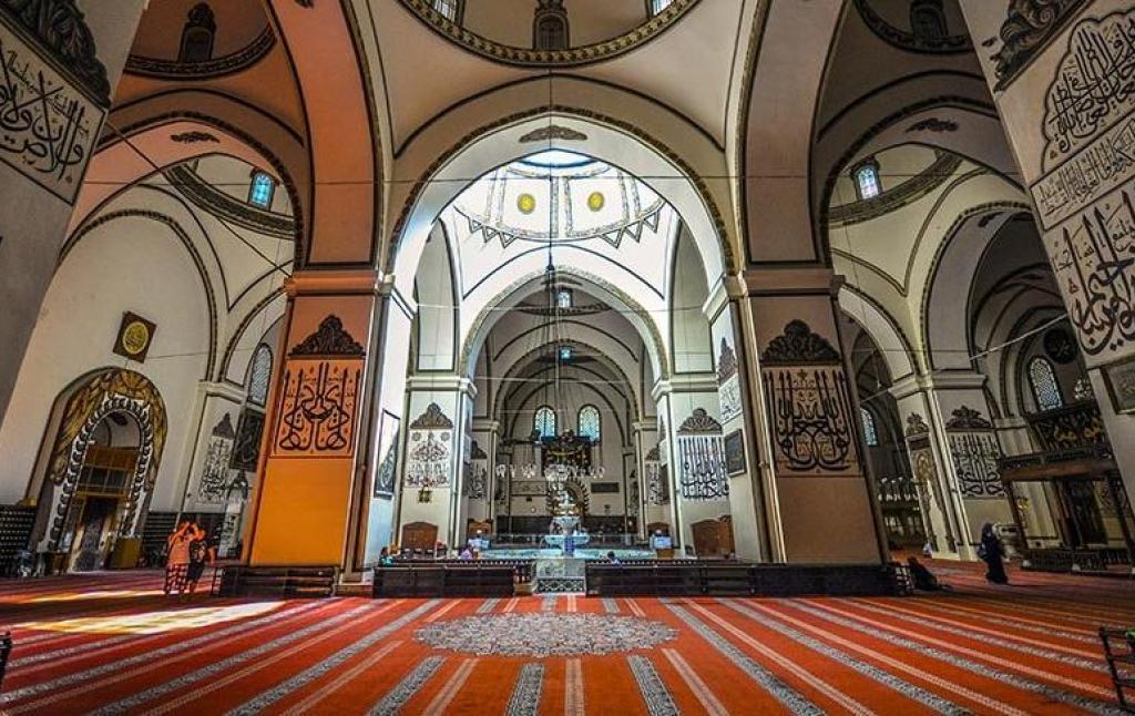 Bursa-Ulu Camii