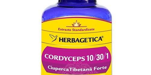Herbagetica va ofera cordyceps forte!