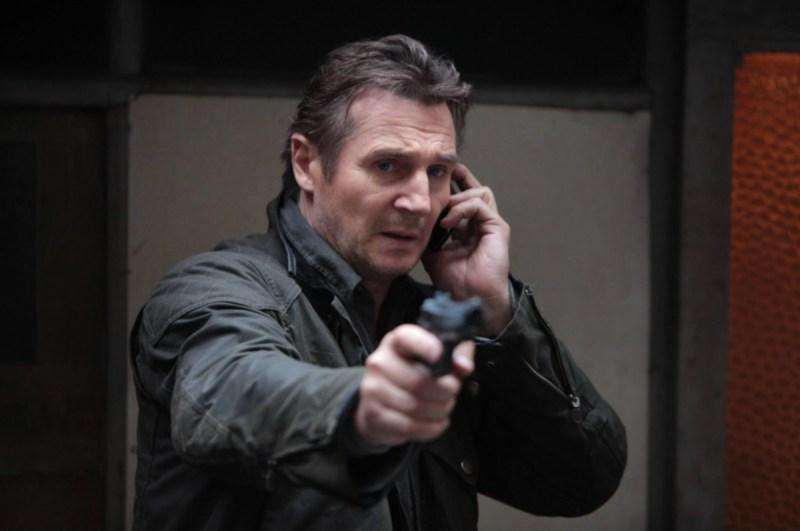 Liam Neeson movies taken 2008