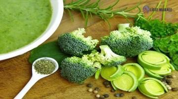 Pratik Brokoli Çorbası Tarifi