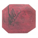 MURDER, DEATH AND A 1 CENT MAGENTA STAMP