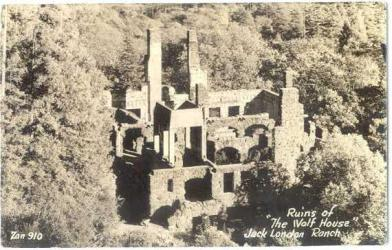 Ruins of Wolf House