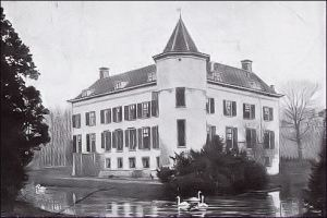 Huls Doorn in Holland, hoe to former Kaiser Wilhelm II for 22 years