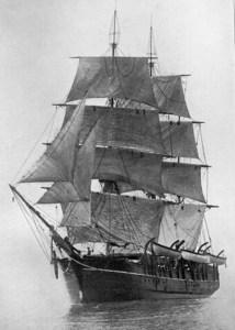 All wood  whaling ship, Charles W. Morgan