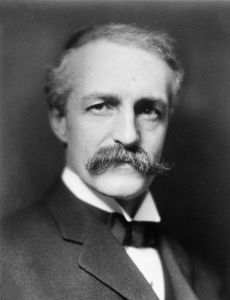 Gifford Pinchot, Chief Forester, adviser to Theodore Roosevelt and later in life, Governor of Pennsylvania