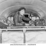 A LAST MINUTE DECISION THAT MADE AMELIA EARHART FAMOUS