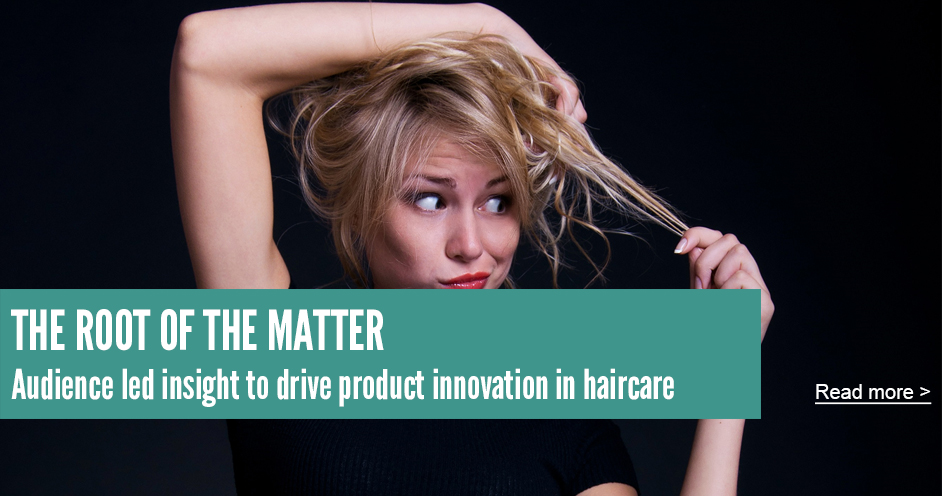 product innovation in haircare